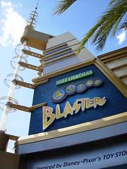 Buzz Lightyear Astro Blasters (artofjonacuna) Tags: california buzz disneyland adventure lightyear