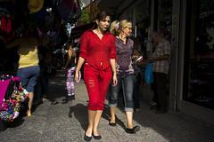 Miss Red (VictorRafael) Tags: riopiedras streetphotography puertorico fotografiacallejera sony7r puerto rico victorrafael