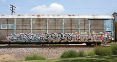 Sihys/Vers/Comboe (quiet-silence) Tags: railroad art train graffiti railcar graff rts freight vers combo gtw combos autorack fr8 sihys