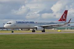 DSC_4308 - Airbus A321-231, TC-JSE, 'Kizilirmak', THY Turkish Airlines, Manchester Airport, 21st September 2015. (Martin Andrew Laycock) Tags: airbus manchesterairport egcc airbusa321 airbusa321231 thyturkishairlines tcjse