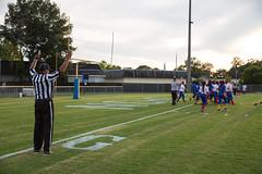 Powderpuff Football in North Charleston (North Charleston) Tags: female football athletic referee official womens flagfootball umpire gridiron powderpuff northcharleston