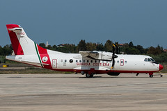 "sheltering  ""MANTA ZERO TWO"" (Phil Downwind) Tags: costiera guardia atr atr42mp"
