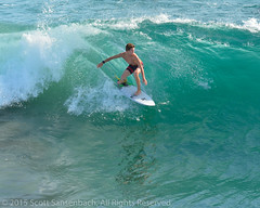 Taking off! (ScottS101) Tags: ocean california boy shirtless water sand surf waves pacific wind surfer wave teen surfboard boardshorts athlete wetsuit 2015 huntingtonbeach allrightsreservedpier 2015scottsansenbach