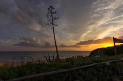 Pratoranieri al tramonto (marcocram58) Tags: hotel aziza follonica