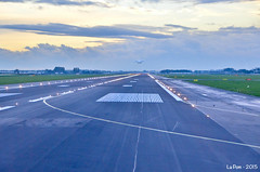 BAE 146 take off (La Pom ) Tags: off take bae ams airliner 146 eham