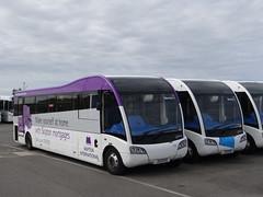 Libertybus 332 (Coco the Jerzee Busman) Tags: uk islands coach pointer nimbus ct solo jersey plus alexander dennis sr dart channel caetano enviro optare plaxton libertybus