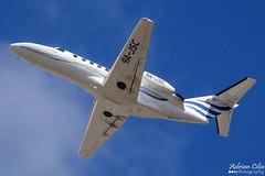 Private --- Cessna 525A Citation CJ2+ --- 9A-JSC (Drinu C) Tags: plane private aircraft aviation sony dsc cessna citation mla cj2 bizjet 525a privatejet lmml hx100v adrianciliaphotography 9ajsc
