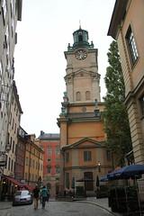 Stockholm, Sweden, August 2015