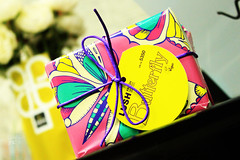 (Willey 3K) Tags: pink color yellow gift lush هديه لاش