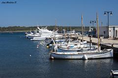 Menorca 2015 (Jose Montoro Manrubia) Tags: puerto barca playa galicia menorca caminodesantiago caminofrances larioja peregrinos castillaleon josemontoromanrubia