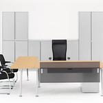 マネージメント用家具の写真