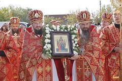 085. Patron Saints Day at the Cathedral of Svyatogorsk / Престольный праздник в соборе Святогорска