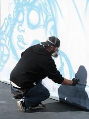 MR ZERO (Brin d'Amour) Tags: graffiti 92 ladéfense brindamour mrzero undergroundeffect projetsaato