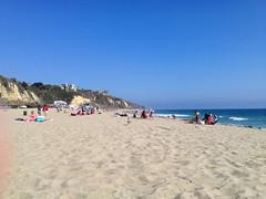 Strand in Malibu, Kalifornien