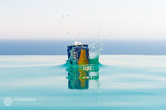 www.patmeierphotography.com (patmeierphoto) Tags: travel summer france pool advertising holidays europe drink july ctedazur provence splash refreshing southoffrance var orangina mediterraneansea softdrink refreshment timing toulon productphotography hyres carqueiranne advertisingphotography