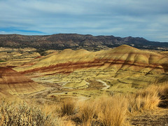 Painted Hills (Pictoscribe) Tags: monument oregon john fossil day beds painted hills national pictoscribe
