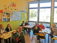 """15.10.11 merenda con la torta del 90° compleanno di Lory e gioco delle carte • <a style=""""font-size:0.8em;"""" href=""""http://www.flickr.com/photos/82334474@N06/22445191036/"""" target=""""_blank"""">View on Flickr</a>"""
