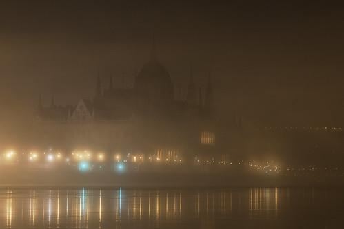 The Foggy Parliament of Hungary