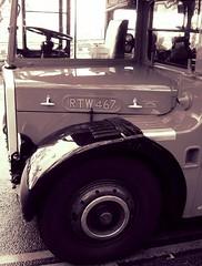 London transport RTW467 Embankment London 21/11/15. (Ledlon89) Tags: bus london transport rtw lt leyland londonbus londontransport londonbuses vintagebus lte leylandtitan rtbus bsues