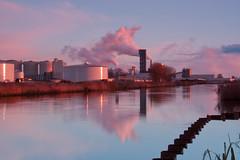 IMG_3556 (chemist72 (Pascal Teschner)) Tags: industry afternoon groningen sugarfactory hoogkerk aduarderdiep