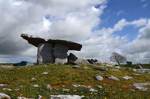Poulnabrone, The Burren - 30/365