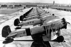 VF-2B Fighting Chiefs F3B-1s (skyhawkpc) Tags: airplane aircraft aviation navy boeing naval 1928 usnavy usn 2f2 nassandiego 2f1 2f5 f3b1 2f4 2f3 vf2bfightingchiefs