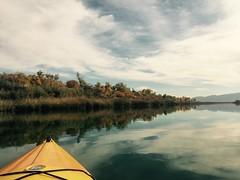 Winter at the Colorado River ()'(stefanie) Tags: ca winter water river kayak az coloradoriver needles