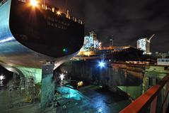 Full House (larry_antwerp) Tags: port ship belgium belgi vessel antwerp  antwerpen tanker  schip                      vikenshipping  msctokyo   msccarmen 9349813  9295361 antwerpdrydocks enginedeckrepair   troviken 9285859