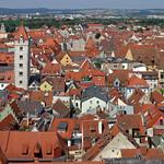 Regensburg – bird's eye view