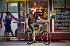 Estonian White Christmas (janar.maasing) Tags: scott estonia merrychristmas prnu aspect bussijaam rkiosk janar maasing