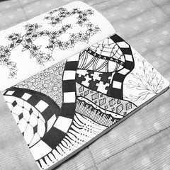 Zentangle 18 (jennyfercervantes-ng) Tags: zenspirationzentangle zendoodle zentangleartzentanglefigures art illustration artistsketch pen artsy masterpieceartoftheday colored inkdrawingmoleskine sharpiepens sharpiesunipin coloringpage coloringbookphcoloringpageforadults coloringpagephziabyjenny