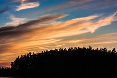 IMG_1845-1 (Andre56154) Tags: schweden sweden sverige wolke cloud himmel sky nacht night dmmerung dawn abendrot afterglow sonnenuntergang sunset wald forest
