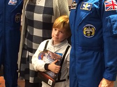 Post-flight tour London (Tim Peake) Tags: timkopra timpeake science museum dallas campbell