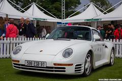 Le Mans Classic 2012 - Porsche 959 (Deux-Chevrons.com) Tags: porsche959 porsche 959 classic classique ancienne collection collectible collector oldtimer voiture auto automobile automotive youngtimer supercar sportcar gt prestige exotic exotics france car coche lemansclassic lemans 2012