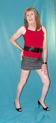 Sep 2015 (50) (Rachel Carmina) Tags: cd tv ts tg trap tgirl trans tgurl femme legs heels sexy trnasgender tranvestite crossdresser