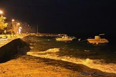 Karlobag (mdunisk) Tags: more karlobag val valovi jugo amac brod panorama riva luka pag no