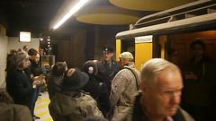 Premiere B2 auf U9 - 21 (Berliner U-Bahn) Tags: ubahnhof sonderfahrt b2 b2sonderfahrt u9 berlinerubahn ubahn untergrundbahn ubahntunnel gleisanlagen agubahn leopoldplatz schlosstrase turmstrase berlinerstrase zoologischergarten rathaussteglitz westhafen bvg berlin deutschland germany underground specialtour station tracks