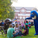 Fall Festival at 2016 Homecoming and Family weekend!