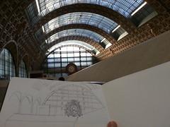 20160908_184848 (webbie365) Tags: urbansketch urbansketchers sketch urbansketcher pendrawing paris orsay orsaymuseum 오르세미술관 오르세
