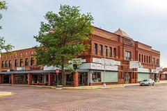 The Dickey Building (Eridony) Tags: northplatte lincolncounty nebraska downtown