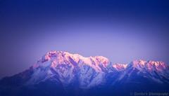 Annapurna 3 (Pritom Partha) Tags: pokhara sarangkot annapurna sunrise nepal himalayas mountain