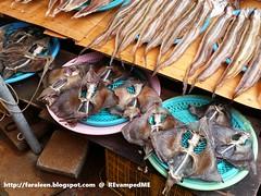 Dried Fishes Jagalchi Market (Mizzlynx) Tags: jagalchi jagalchimarket busan southkorea seafood sannakji octopus portcity exoticfood asia korea koreanfood fishmarket market fish