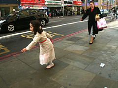 The Chase (Becky Frances) Tags: beckyfrances city candid colour dalston england eastlondon kingslandroad london lensblr olympus pollyblue streetphotography socialdocumentary hackney urban uk 2016