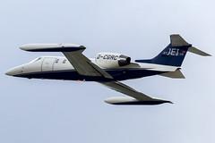 JEI Charter D-CGRC Learjet 35A EGCC 04.10.2016 (airplanes_uk) Tags: 04102016 bizjets dcgrc egcc jei jetexecutiveinternationalcharter man manchesterairport tuesday