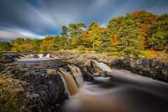 _MG_7358-Edit (Tom Hibberd Photography) Tags: autumn canon canoneos6d ef1635mmf4l river landscape longexposure northeastengland rievrtees valley warm leaves tree