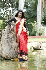 South Actress Deepika Das Traditional Photos Set-1 (1)
