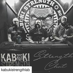 Recorded a new podcast today with the Kabuki Strength guys! Covered a lot of ground about applying velocity based autoregulation techniques, and the future of VBT. Check it out in a couple weeks! #Repost @kabukistrengthlab with @repostapp ・・・ Strength Cha (squatsandscience) Tags: recorded new podcast today with kabuki strength guys covered lot ground about applying velocity based autoregulation techniques future vbt check it out couple weeks repost kabukistrengthlab repostapp ・・・ chat recording our newest episode squatsandscience ••••• should drop within 12 stay tuned for an awesome discussion training thanks supporting helping make world better place through kabukistrength kabukimovementsystems madscientistduffin wwwkabukistrengthcom wwwkabukims