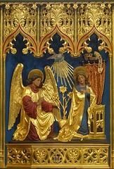 [46972] Chesterfield : Reredos (Budby) Tags: chesterfield derbyshire church altar reredos