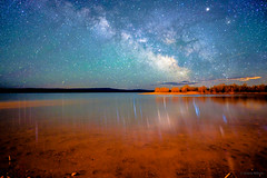 Fishing-2 (Swilso37) Tags: sky astrophotography wyoming flaminggorge stars