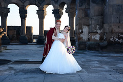 EDO_1684 (RickyOcean) Tags: wedding zvartnots echmiadzin armenia vagharshapat shush shushanik rickyocean